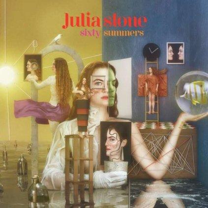 VINYLO.SK   Stone, Julia ♫ Sixty Summers / Gold Coloured Vinyl [LP] 4050538620962