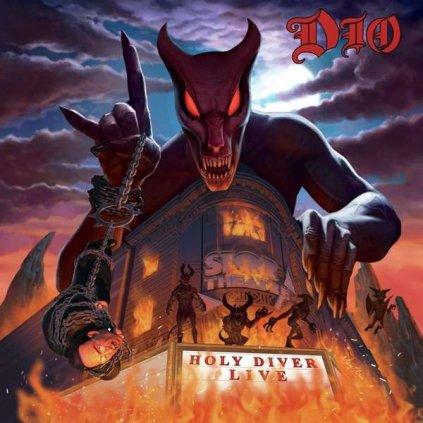 VINYLO.SK | Dio ♫ Holy Diver Live [2CD] 4050538629644