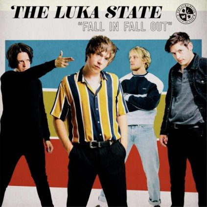VINYLO.SK | Luka State, The ♫ Fall In Fall Out [CD] 4050538650242