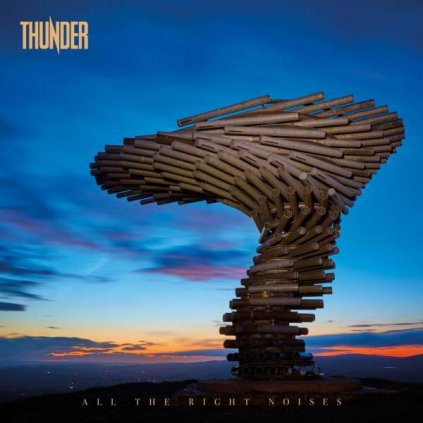 VINYLO.SK | Thunder ♫ All The Right Noises / Coloured Vinyl [2LP] 4050538655087
