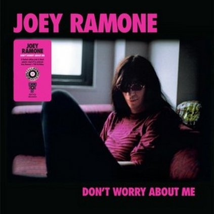 VINYLO.SK | Ramone, Joey ♫ Don't Worry About Me =RSD= [LP] 4050538655094