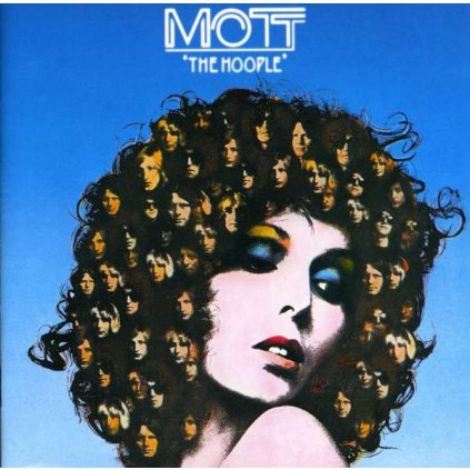 VINYLO.SK | MOTT THE HOOPLE - THE HOOPLE / Bonus Track [CD]