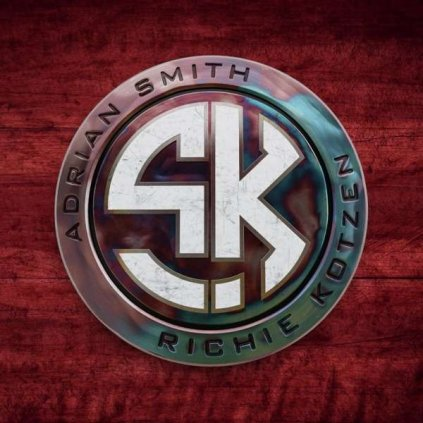 VINYLO.SK | Smith Adrian & Kotzen Richie ♫ Smith / Kotzen / Limited Edition / Red / Black Smoke Vinyl [LP] 4050538658149