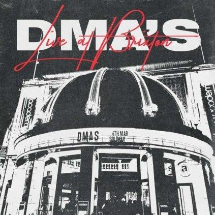 VINYLO.SK | Dma's ♫ Live At Brixton [2LP] 4050538658408