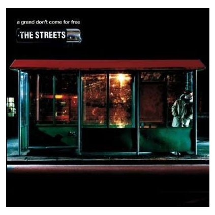 VINYLO.SK | Streets, The ♫ A Grand Don't Come For Free [CD] 5050467359628