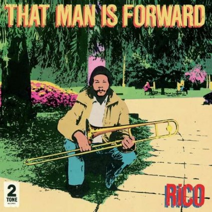 VINYLO.SK | Rico ♫ That Man Is Forward / 40Th Anniversary Edition [LP] 5060516095674