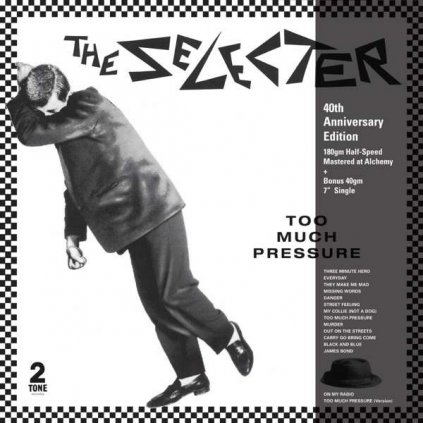 VINYLO.SK | Selecter, The ♫ Too Much Pressure / 40th Anniversary Edition [2LP] 5060516096169