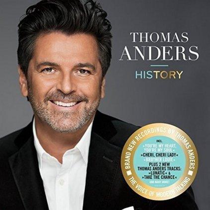 VINYLO.SK   Anders, Thomas ♫ History / Limited Edition [2LP]