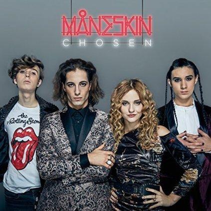 VINYLO.SK   Maneskin ♫ Chosen [CD Maxi] 0190758140520