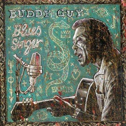 VINYLO.SK | GUY, BUDDY - BLUES SINGER [CD]