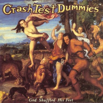 VINYLO.SK | Crash Test Dummies ♫ God Shuffled His Feet [LP] vinyl 0190758899114