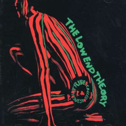 VINYLO.SK | A TRIBE CALLED QUEST - LOW END THEORY [CD]