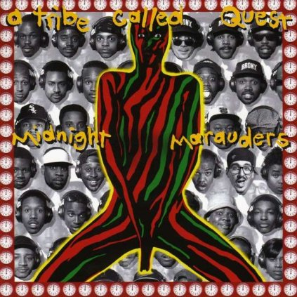 VINYLO.SK | A TRIBE CALLED QUEST - MIDNIGHT MARAUDERS [CD]