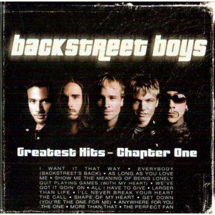 VINYLO.SK | BACKSTREET BOYS - GREATEST HITS: CHAPTER 1 [CD]