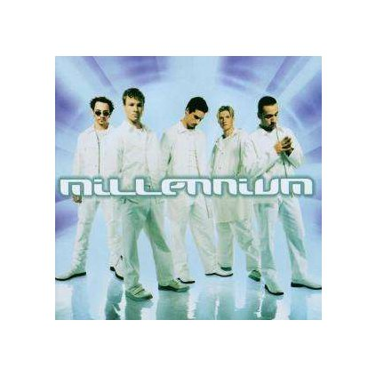 VINYLO.SK | BACKSTREET BOYS - MILLENNIUM [CD]