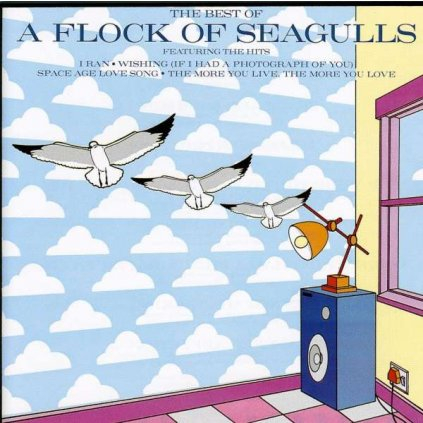 VINYLO.SK | A FLOCK OF SEAGULLS - THE BEST OF [CD]