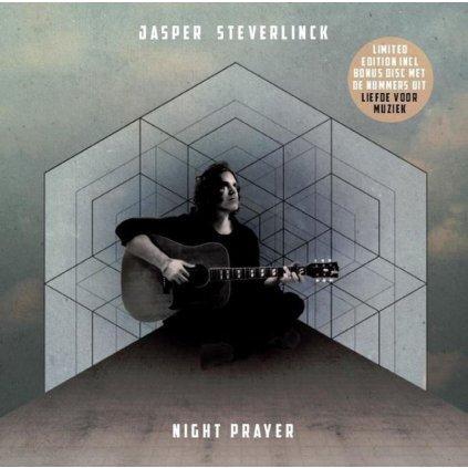 VINYLO.SK | Steverlinck Jasper ♫ Night Prayer [CD] 0190759502822