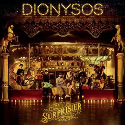 VINYLO.SK   Dionysos ♫ Surprisier [CD] 0190759597927