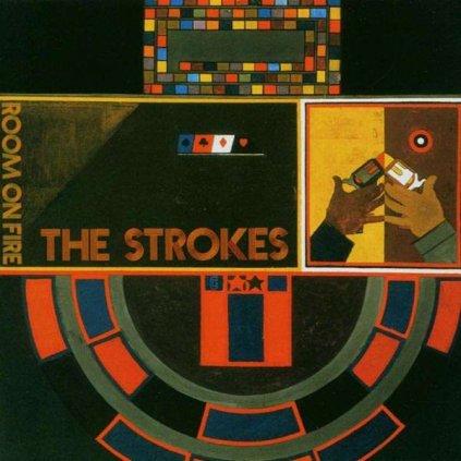 VINYLO.SK | STROKES - ROOM ON FIRE [CD]