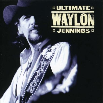 VINYLO.SK | JENNINGS, WAYLON - ULTIMATE WAYLON JENNINGS [CD]