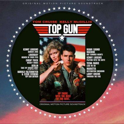 VINYLO.SK | OST ♫ Top Gun / Picture Disc [LP] vinyl 0194397749717
