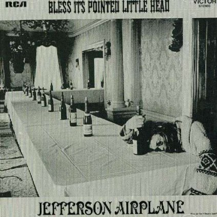 VINYLO.SK | JEFFERSON AIRPLANE - BLESS ITS POINTED LITTLE HEAD [CD]