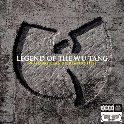 VINYLO.SK | WU-TANG CLAN - LEGEND OF THE WU-TANG -16 [CD]
