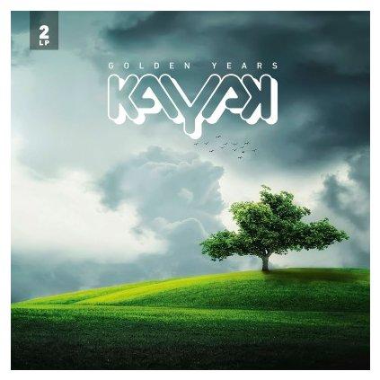 VINYLO.SK   KAYAK - GOLDEN YEARS (2LP)180GR./GATEFOLD/LINER NOTES/1000 CPS TRANSPARENT GREEN