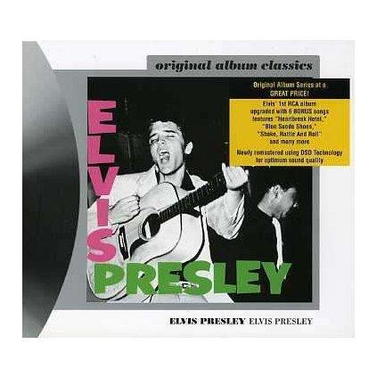 VINYLO.SK   PRESLEY, ELVIS - ELVIS PRESLEY [CD]
