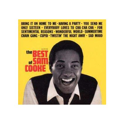 VINYLO.SK | COOKE, SAM - THE BEST OF SAM COOKE / Bonus Track [CD]