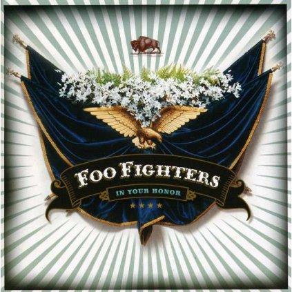 VINYLO.SK | FOO FIGHTERS - IN YOUR HONOR [2CD]