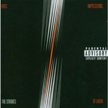 VINYLO.SK | STROKES - FIRST IMPRESSIONS OF EARTH [CD]