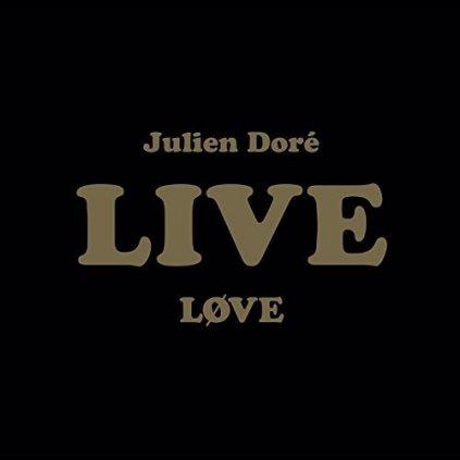 VINYLO.SK   Doré Julien ♫ Love Live [CD + DVD] 0888750127228
