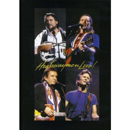 VINYLO.SK | HIGHWAYMEN - HIGHWAYMEN LIVE [DVD]