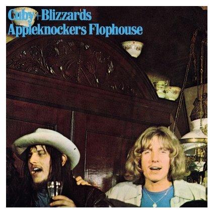 VINYLO.SK | CUBY & BLIZZARDS - APPLEKNOCKERS FLOPHOUSE (LP)..FLOPHOUSE//180GR./GATEFOLD/1000 CPS TRANSPARENT BLUE