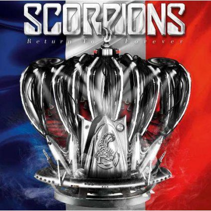 VINYLO.SK | Scorpions ♫ Return To Forever / France Tour Special Edition [CD] 0888751722224