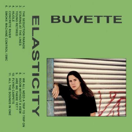 VINYLO.SK | Buvette ♫ Elasticity [CD] 0889853406128