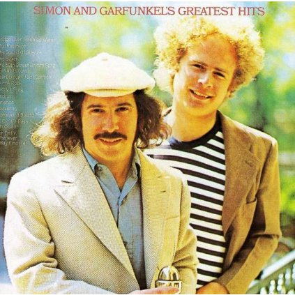 VINYLO.SK | Simon & Garfunkel ♫ Greatest Hits [CD] 5099706900320