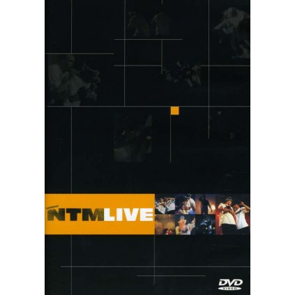 VINYLO.SK | Supreme NTM ♫ Live (Du Monde De Demain À Pose Ton Gun) [DVD] 5099720099598