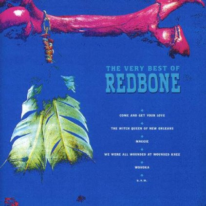 VINYLO.SK | Redbone ♫ Very Best Of [CD] 5099746793623