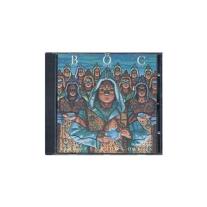 VINYLO.SK | Blue Oyster Cult ♫ Fire Of Unknown Origin [CD] 5099746818326