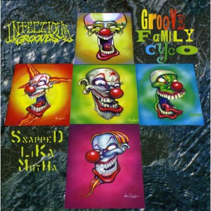 VINYLO.SK   Infectious Grooves ♫ Groove Family Cyco [CD] 5099747592928