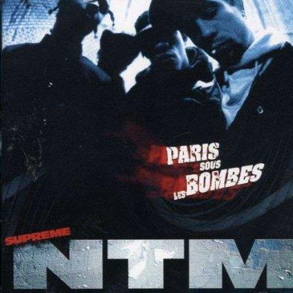 VINYLO.SK | Supreme NTM ♫ Paris Sous Les Bombes [CD] 5099747843280