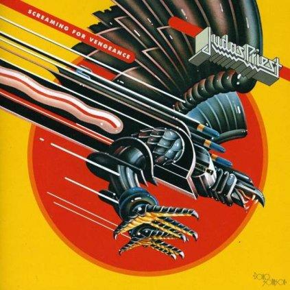 VINYLO.SK | Judas Priest ♫ Screaming For Vengeance [CD] 5099750213322