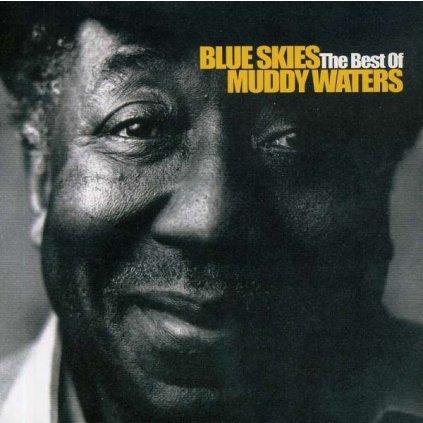 VINYLO.SK | Waters, Muddy ♫ Blue Skies Best Of [CD] 5099750931523