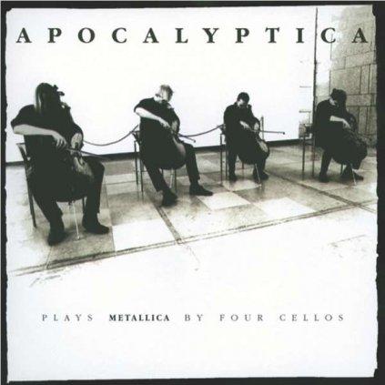VINYLO.SK | Apocalyptica ♫ Plays Metallica By Four Cellos / Incl. 3 Bonus Tracks [2LP + CD] 4260341641195