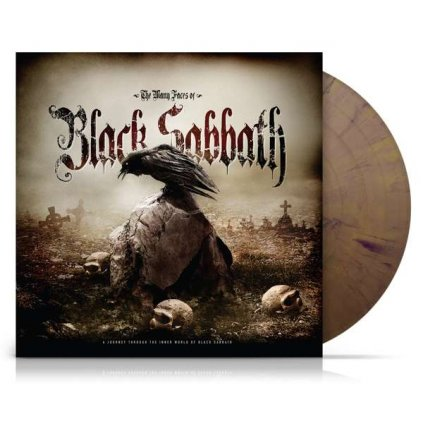 VINYLO.SK | Black Sabbath =Rôzni interpreti= ♫ Many Faces Of Black Sabbath / Limited Edition / Coloured Vinyl [2LP] 7798093712605