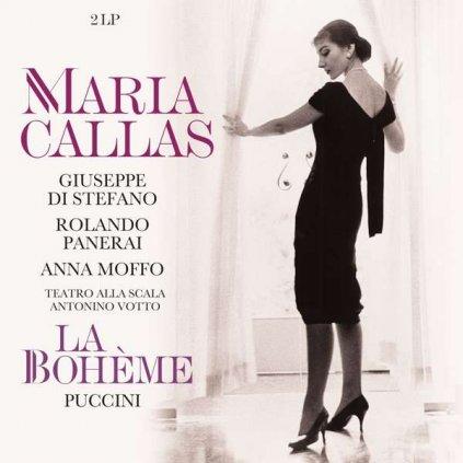 VINYLO.SK | Callas, Maria ♫ Puccini: La Boheme [2LP] 8719039005727