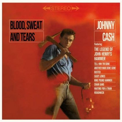 VINYLO.SK | Cash, Johnny ♫ Blood, Sweat And Tears / Limited Collector´s Edition [LP] 8436544170336