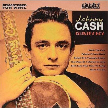 VINYLO.SK | Cash, Johnny ♫ Country Boy [LP] 0718179680038